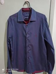 Camisa Masculina Dudalina Original