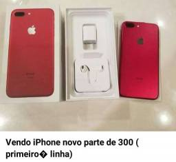 IPhone novo na caixa