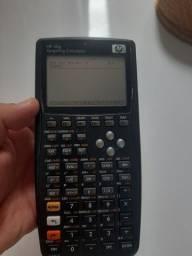 Calculadora HP 50g grafica