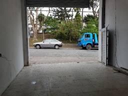 Salão na rua carijós, em Santo André