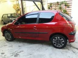 Peugeot 206-XR 1.4 Flex Completo (muito novo)