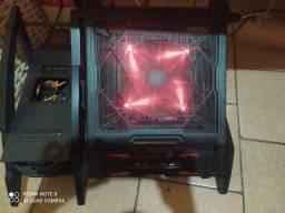 Gabinete Gamer com excelente refrigeração