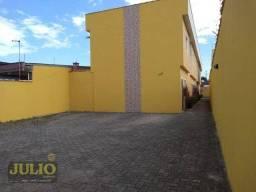 Título do anúncio: Sobrado com 2 dormitórios à venda, 65 m² por R$ 210.000,00 - Santa Eugênia - Mongaguá/SP
