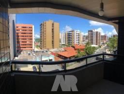 Apartamento para venda possui 120 metros quadrados com 3 quartos em Ponta Verde - Maceió -