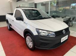 Título do anúncio: Volkswagen Saveiro Robust 1.6 Msi CS 2P 2019