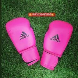 Luva Adidas Muay Thai/Boxe