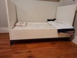 Berço  Mini Cama Quarter Allegra