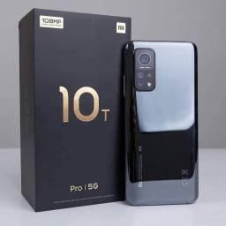 Smartphone Xiaomi Mi 10T - 8GB/128GB - Com Garantia e Frete Grátis