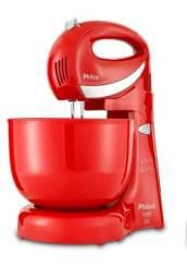 Título do anúncio: Batedeira Philco Paris duo mixer turbo 4 l vermelho