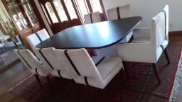 Mesa sala de jantar 8 lugares