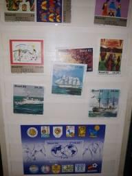 Selos e classificadores dos Correios