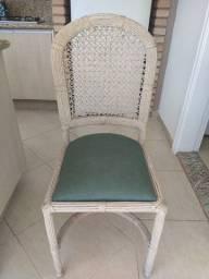 Cadeiras em rattan