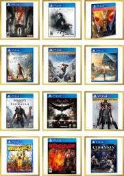 Jogos PS4 P.S.N com garantia - Rodhia Games