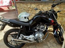Título do anúncio: Moto CG Titam 160 2021 ,valor $4000