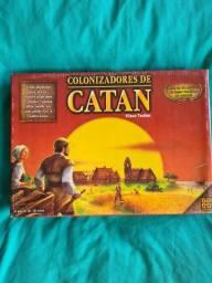 Jogo de tabuleiro Colonizadores de CATAN