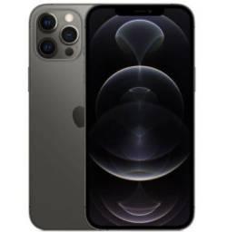 IPhone 12 Pro Max Apple 128GB  Tela de 6,7?, Câmera Tripla de 12MP, iOS