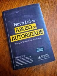Livro Nova Lei de Abuso de Autoridade