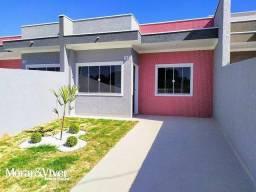 Casa para Venda em Fazenda Rio Grande, Eucaliptos, 3 dormitórios, 1 banheiro, 2 vagas