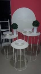 Alugo móveis para festa