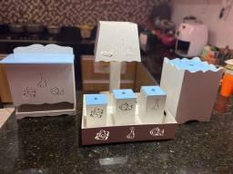 Kit higiene safári