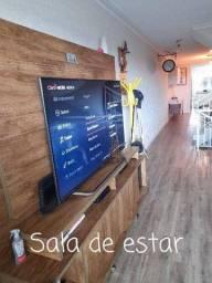 Título do anúncio: Sobrado com 3 dormitórios à venda, 157 m² por R$ 680.000,00 - Vila Junqueira - Santo André