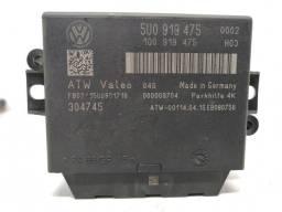 Módulo Sensor Estacionamento Original Vw Saveiro G6 Usado