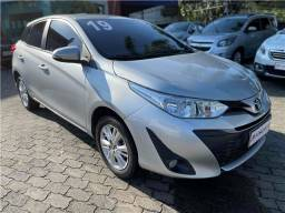 Título do anúncio: Toyota Yaris 2019 1.3 16v flex xl multidrive