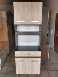 Armário de cozinha 4 portas novo, promoção