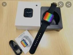 Smartwatch W46( Novo e original) Cores disponíveis ( Branco e Preto)