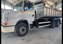 Título do anúncio: Caminhão MB 1620 caçamba