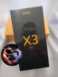 Liquidação+Topp. POCO X3 NFC da Xiaomi.. Novo Lacrado!