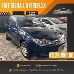 Título do anúncio: FIAT SIENA 1.0 FIREFLEX 12/12 completo
