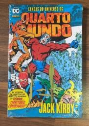 Revista Quarto Mundo - Lendas do Universo Dc  Volume 7