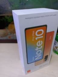 Título do anúncio: Xiaomi note 10 pro Maxx 128gb 8ram