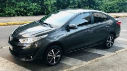 Título do anúncio: Yaris XS Connect 2021 (sedan) ? 7.700 Km