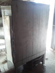 Refrigerador//expositor 2 tampas.