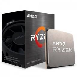 Título do anúncio: AMD Ryzen 5 5600G 4.40Ghz com Placa de Vídeo  R$ 1.600,00