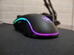 Mouse para jogo Redragon King Cobra M711-FPS preto