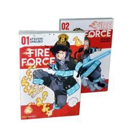 Fire Force - Vol. 1 e 2