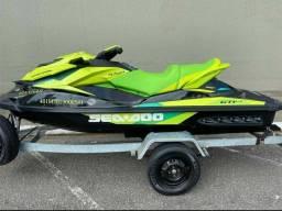 Título do anúncio: Jet-Ski SeaDoo GTI