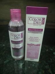 Água Micelar - Color Dry
