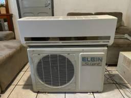 Ar condicionado ELGIN Sllent 18000 btus quente e frio 220v