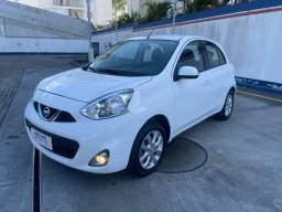 NISSAN MARCH SV 1.0 COMPLETO