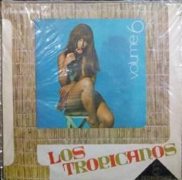 """Disco de Vinil/LP 12"""" - Los Tropicanos - Vol 6"""