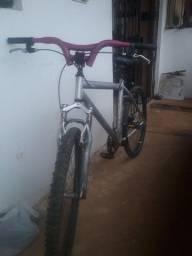 Bicleta toda de alumínio Mônaco caneca .