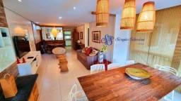 Título do anúncio: Apartamento para venda no Porto das dunas térreo e mobiliado com 3 quartos