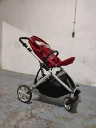Bebê conforto + carrinho BRITAX