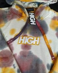 Moletom High Company Tie Dye