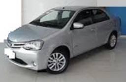 Título do anúncio: Toyota Etios XS 1.5 Sedan - Único Dono