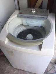 Excelente máquina de lavar da brastemp funcionando perfeitamente!
